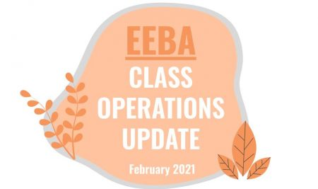 EEBA Class Operations Update