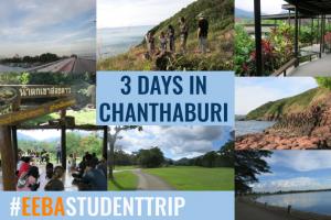 Trip to Chanthaburi